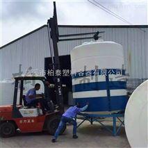 甘肃屋顶储水用什么好 食品级塑料水塔厂家