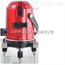 中西(LQS)激光投線儀(紅外五線水平儀) 型號:FT01-EK-498DP庫號:M402721