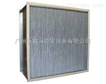 厂家批发定制有隔板高效过滤器
