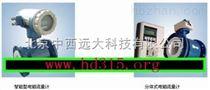 中西(LQS)分體式電磁流量計 型號:GLP1-DCL庫號:M390220