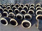 聚氨酯高密度黑夹克保温管