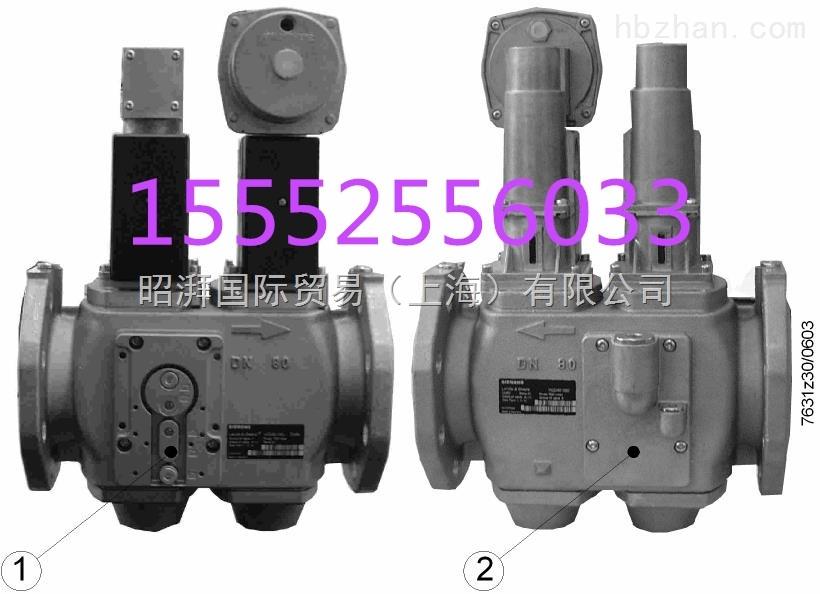 VGD40.065 VGD40.065L西门子燃气组合电磁阀德国SIEMENS*