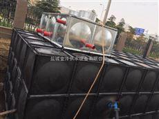 10*6*3=180山东济南地埋水箱消防箱泵一体化多少钱套?