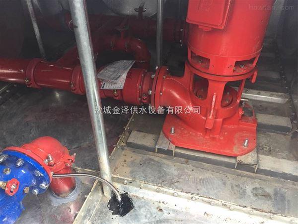山东济南地埋水箱消防箱泵一体化多少钱套?