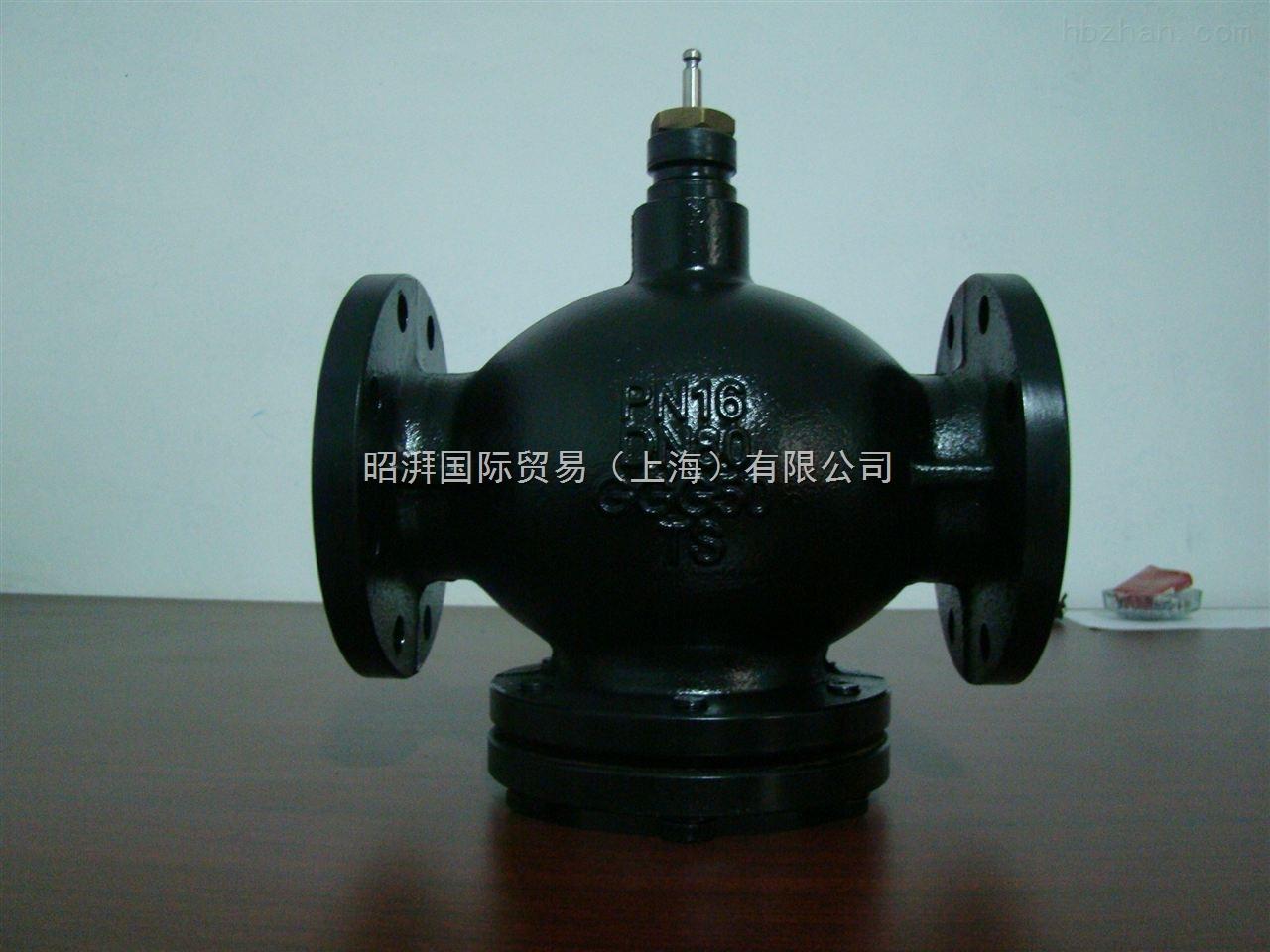 济南信盈电动二通阀厂家VF45.40铸铁蒸汽阀