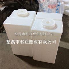 供应PE方药箱  耐酸碱方形加药箱