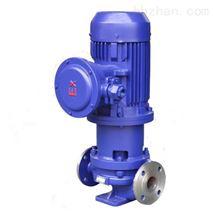 CQG-L管道型化工泵