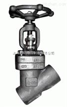 J15Y/J65Y內螺紋與承插焊Y型截止閥