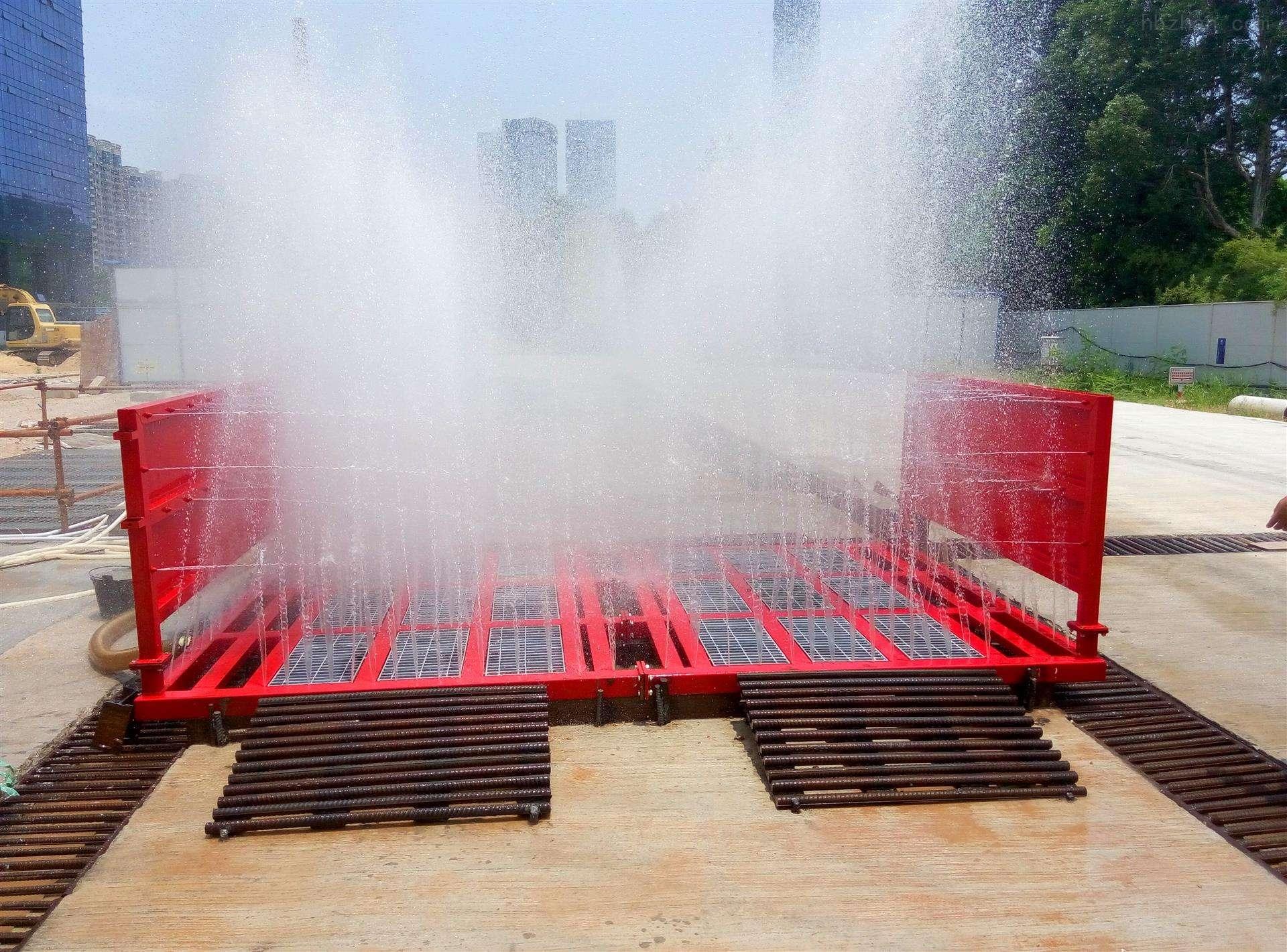 杭州洗轮机,宁波工地洗车机定制