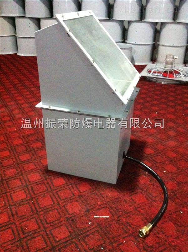 WEXD-550E4边墙式防爆风机