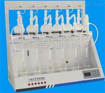 智能一體化蒸餾儀 型號:YY16-SEHB-2000 庫號:M182659