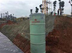 宿迁玻璃钢一体化污水泵站构造