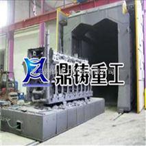 台车式抛丸清理机生产厂家