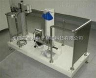 电梯门锁机械动态冲击测试台
