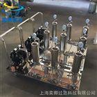 移动式单芯精密滤芯过滤器