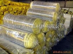 唐山铝箔玻璃棉卷毡价格