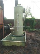 内蒙五原县锅炉脱硫除尘器玻璃钢