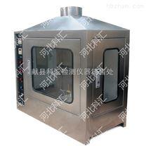 不鏽鋼款建材可燃性試驗爐