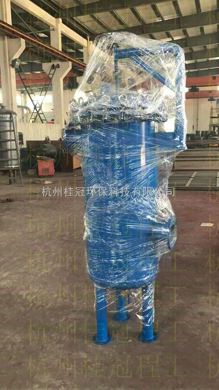 HGDSL-350-全自动电动刷式自清洗过滤器_供装燕窝瓶图片