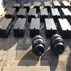 惠州标准砝码厂家m1-1吨方形配重块