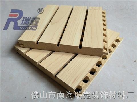 阻燃木质吸音板厂家