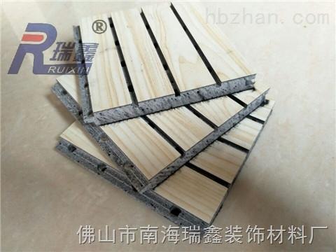 生产B1级阻燃木质吸音板厂家