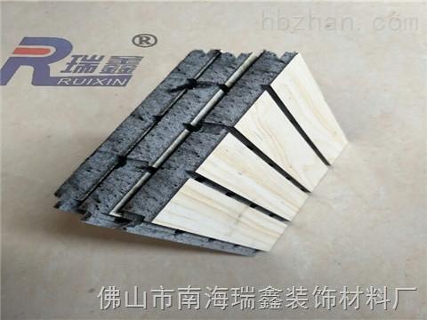 定制阻燃木质吸音板厂家