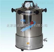 上海三申YX-280B*煤電兩用手提式壓力蒸汽滅菌器
