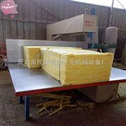 外墻保溫材料專用全自動玻璃棉裁條機小型設備廠家直銷