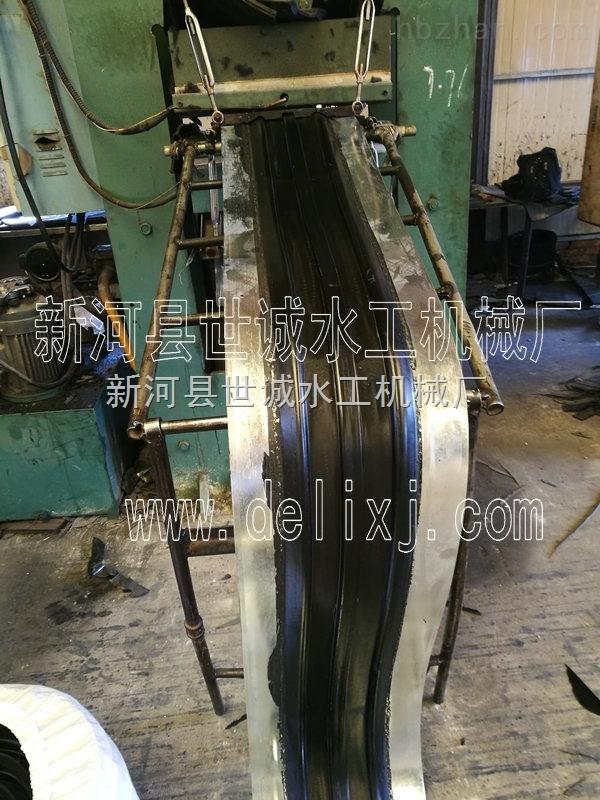 施工缝用中埋式钢边式橡胶止水带钢边止水带