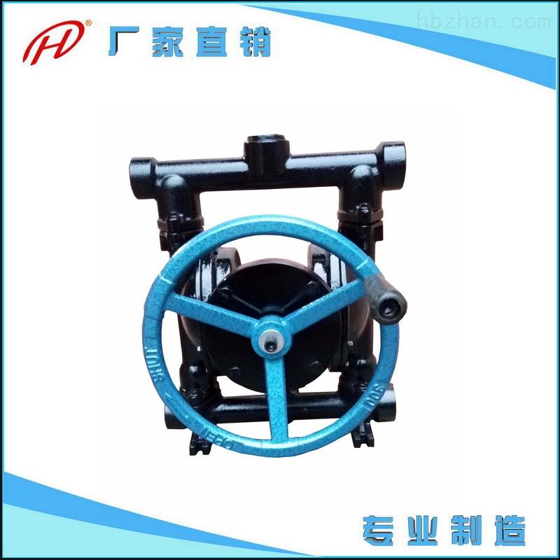 手摇式隔膜泵 手动隔膜泵