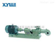 上海I-1B型浓浆泵螺杆泵