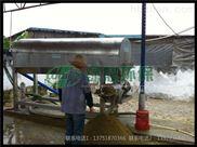 高效印染汙泥壓濾機,電動小型汙泥脫水機