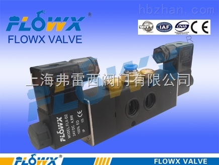 FLX-C2/3二位三通单电控贴板式电磁阀