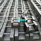 天津塘沽区25kg配重铸铁砝码厂家