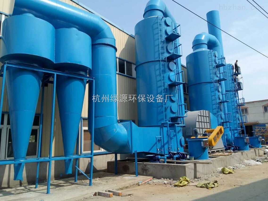优质熔铜炼铜除尘除烟净化系统