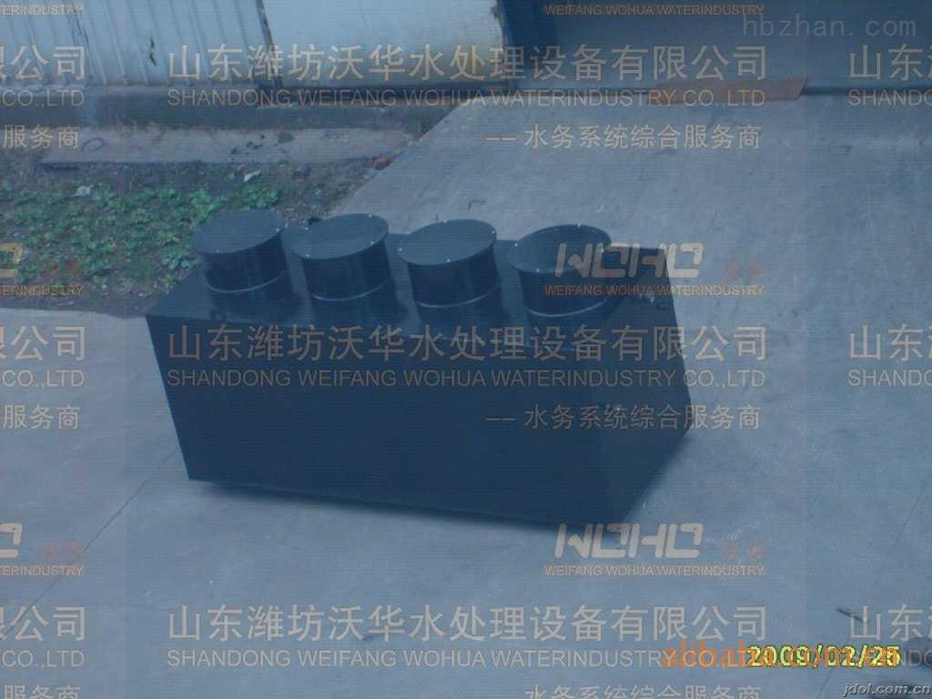 养猪场污水处理设备厂家直销