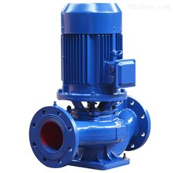 IRG/IRGD立式管道热水泵