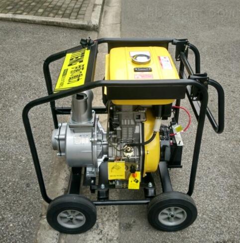 伊藤YT30DPE-2柴油机水泵