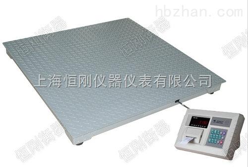 武汉市10T标准型单层常用小地磅