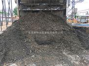 河道污泥过滤机 河道污泥处理方案
