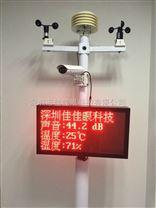 施工工地揚塵TSP在線自動監測betway必威手機版官網視頻監控集成係統