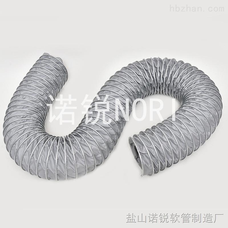 内径400螺旋式三防布通风管