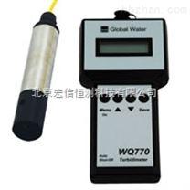供應美國GWI水質WQ770手持式濁度計