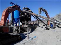 安装铁矿石干选厂破碎机除尘器
