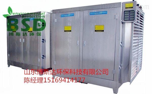 河南汽车厂喷漆废气处理设备天下新闻