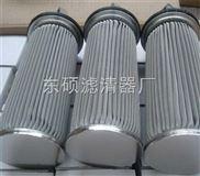 油田管道用不鏽鋼籃式過濾器濾芯