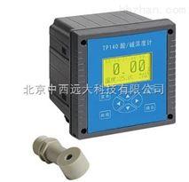 中西(LQS)在线酸/碱浓度计 型号:CN60M/TP140库号:M340322