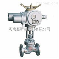 J941H電動鑄鋼截止閥