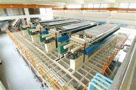 河北石家莊手動保壓型板框式壓濾機自動清洗功能
